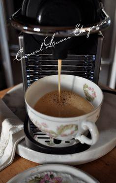 My Nespresso machine*