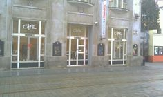 Café 87 ve městě Olomouc