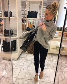 145 cute casual fall outfits you'll want to copy this year - page 14 ~ Modern House Design Mom Outfits, Casual Fall Outfits, Fall Winter Outfits, Stylish Outfits, Autumn Winter Fashion, Cute Outfits, Outfits 2016, Crazy Outfits, Casual Winter