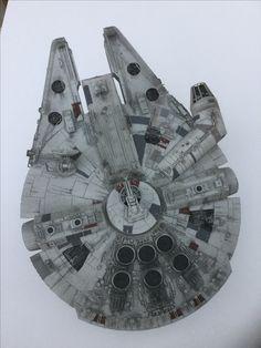 1:72 Millennium Falcon