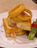 Billy Grant's Lobster Grilled Cheese - Oprah.com