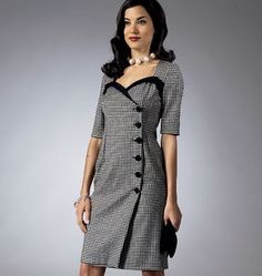 Now in my pattern collection! Mccall Pattern B5953 6-8-10-12--Butterick Pattern