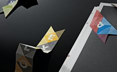 We began our work based on the concept, that in today's age of high-technology, a bookmark can easily mark any place in a book; a paragraph, a line, or even a single word. Our aim for this project was to merge all of these options together with a generously playful element. We had already tested the mechanics for our Novum cover.   #paperlux #design #arjowiggins #colofurl #reading
