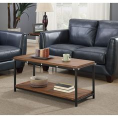 Convenience Concepts Nordic Coffee Table | from hayneedle.com