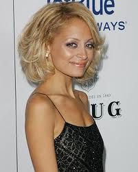 Nicole Richie  I just like her hair and wondering if I could got that short.
