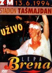 Lepa Brena: Concert at Tasmajdan 1994 (DVD)