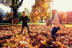 Romantic date idea: Visit Port Arthur and have a leaf fight