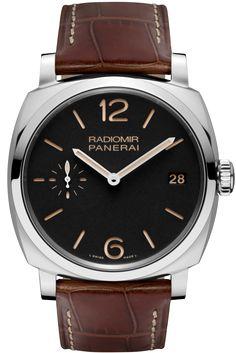 Radiomir 1940 3 Days Acciaio - 47mm PAM00514 - Collection Radiomir 1940 - Officine Panerai Watches