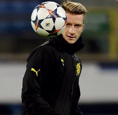 Reus training time ❤️