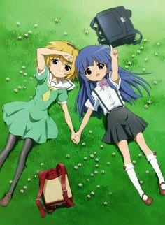 Satoko x Rika