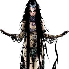 Enchantress by Jae Lee WB licensing #suicidesquad #dccomics #enchantress #caradelevingne