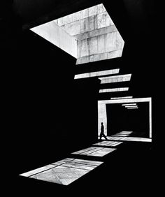 """Scaling Architecture Abstract Geometry Meets Everyday Life in the Photography of Serge Najjar is part of Modern architecture Inspiration Ceilings - With the phrase """"it's not what you see but how you see it&amp Collage Architecture, Architecture Drawings, Light Architecture, Architecture Design, Ancient Architecture, Shadow Architecture, Geometry Architecture, Building Architecture, Classical Architecture"""