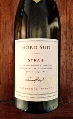 An excellent Syrah perfect with burgers! (A-, $14)