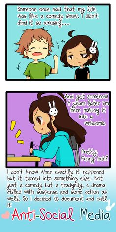 Anti-Social Media :: Intro:  | Tapastic Comics - image 1