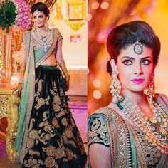 12 Modern Ways Of Draping Designer Bridal Lehenga Designer Bridal Lehenga, Indian Bridal Lehenga, Indian Bridal Fashion, Pakistani Bridal, Sabyasachi Bride, Desi Wedding, Wedding Wear, Wedding Attire, Wedding Bride