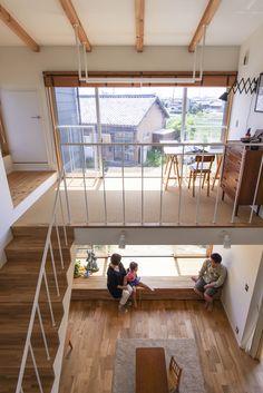 Modern home located in Aichi Prefecture Niwa-gun, Fuso-machi.