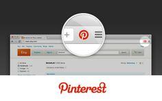Pinterest för Chrome