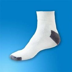 Ss5 6 Pairs Packs Men Women Cotton Soft White & Black Sport Athletic Ankle High Low Cut Socks (10 - 13) FAMMZ. $7.99