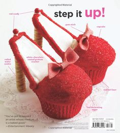 Tack and Richardson's Cupcakes, Cookies & Pie, Oh My.  This book has some amazing ideas!  Might have to get it.    $17.95