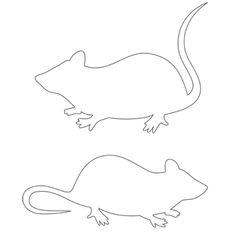 Rat Stencils