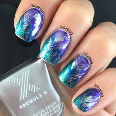 Formula-X-Infinite-Ombre-Kit <3 #nail #nails #nailart #unha #unhas #unhasdecoradas
