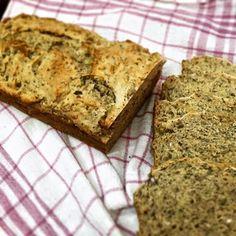 Brot/Weckerl - Backen macht GLÜCKlich - Stoibergut Banana Bread, Desserts, 20 Min, Salzburg, Food Porn, Anna, Pesto Bread, Crack Bread, Peasant Bread