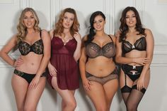 The new Curvy Kate lingerie collection