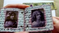 Altered Art - Slide Mount Projects, via YouTube.