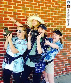 @madilyn.james #CullmanHighSchool #Homecoming Hoco day 1: tacky tourist