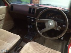 1985 Holden Gemini SL