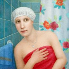 Pinzellades al món: Les il·lustracions de Marieloes Reek Pretty Pictures, Art Pictures, Art Images, Art Forms, All Art, Female Art, Art Drawings, Blues, Art Gallery