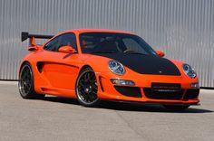 Porsche Gemballa GTR 500