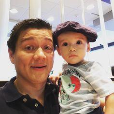 Sharing & caring w/ my nephew & godson Kai  . . . Good to see you again son  . . . #Family #love #life #kids#familytime #me #motivation #inspiration #travel #tourism #Panama