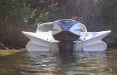 old finned boats | What could be better than a tall Merc? - Main Forum - BigFinBoats