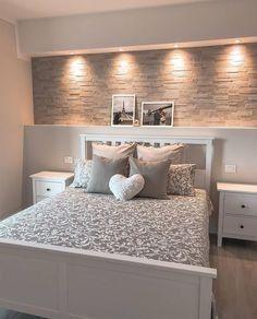 Bedroom Door Design, Bedroom Doors, Home Decor Bedroom, Room Decor, Bedroom Ideas, Master Bedroom, Bedroom Small, Design Bathroom, Small Rooms