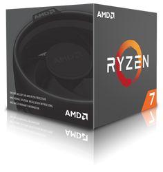 AMD Ryzen 7 1700 w/Wraith Spire 95W Cooler