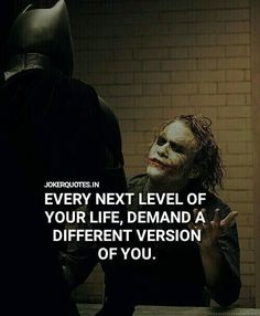 Heath Ledger Joker Quotes, Best Joker Quotes, Badass Quotes, Joker Qoutes, Real Life Quotes, True Quotes, Words Quotes, Sayings, Wisdom Quotes