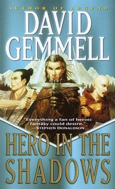 Hero in the Shadows, by David Gemmell