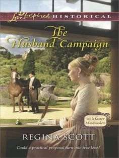 Cover of The Husband Campaign