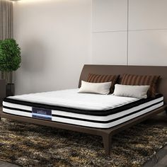 Whenever a term involves a mattress, there's luminescence of sleep we have a tendency to quite get in mind! The soft, firm or lively material on that, we have a tendency to tend to sleep is our final comfort each throughout day and night. King Size Mattress, Queen Mattress, Queen Beds, King Single Bed, King Size Bed Frame, Mattresses, Bed Sizes, Kids Furniture, Sleep