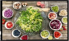 Add Nutrition To Your Diet With These Helpful Tips. There is a wealth of nutritional information waiting to make your acquaintance! Nutrition is full of many different types of foods, diets, supplements and Whole Food Recipes, Diet Recipes, Healthy Recipes, Salad Recipes, Protein Recipes, Fancy Recipes, Special Recipes, Protein Foods, Whey Protein