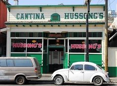 Cantina Hussong's (1882) — Ensenada, Mexico   16 Of The World's Oldest And Coolest Bars
