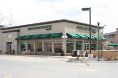 Exterior painting of Starbucks Coffee in Denver Painting Services, Starbucks Coffee, View Source, Exterior Paint, Great Places, Denver, Colorado, Commercial, News