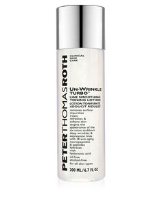 UN-WRINKLE TURBO™ LINE SMOOTHING TONING LOTION - Peter Thomas Roth Clinical Skin Care