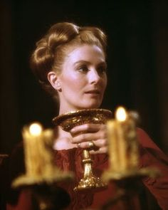 Vanessa Redgrave in Camelot! She is lovely