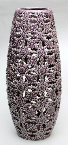 Jaipur Hand Crafted Ceramic Vase