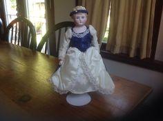Vintage Parin Bisque Doll New Dress | eBay