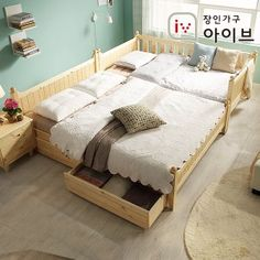 Brilliant Asian Home Decor reference 2918266760 Creative to exciting suggestions to design a really charming house decor . The image imagined on this great day 20190524 Baby Bedroom, Baby Room Decor, Home Decor Bedroom, Korean Bedroom Ideas, Family Bed, Baby Family, Parents Room, Asian Home Decor, Awesome Bedrooms