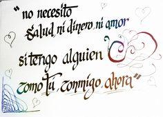 Caligrafía frase motivadora #366 #caligraffiti #caligrafia #frase #motivacion #arte #amor #detalle