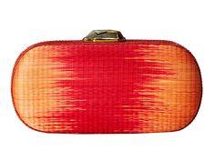 Rafe New York - Mary Alice Small Clutch (Red) Clutch Handbags